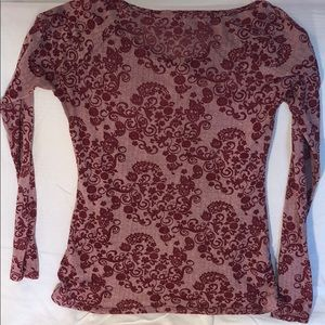 Maurices Tops - Maurices floral shirt size small